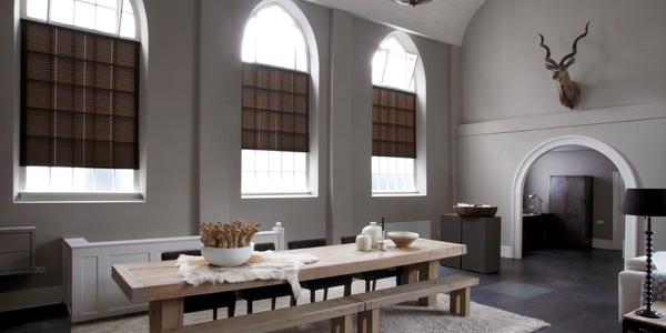 duette shades en pliss shades. Black Bedroom Furniture Sets. Home Design Ideas